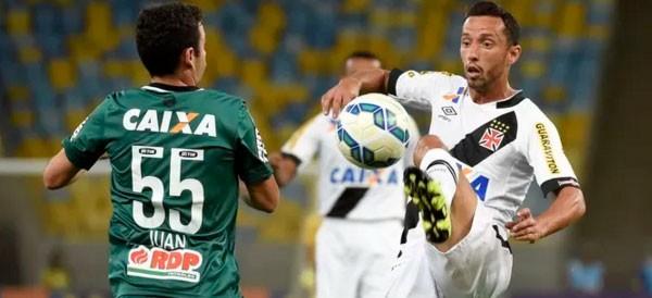 Coritiba e Vasco se enfrentam pela última rodada do Campeonato Brasileirão (Foto: Divulgação)
