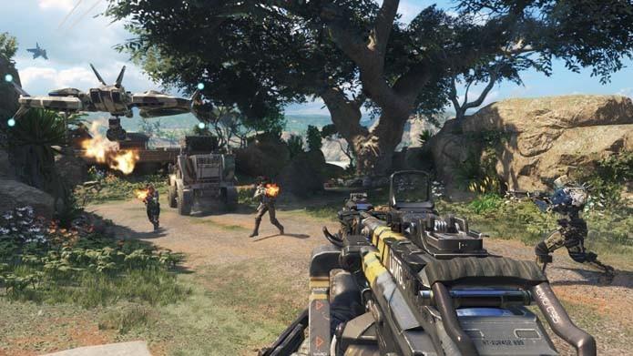 Call of Duty: Black Ops 3 (Foto: Divulgação/Activision)