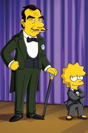 Os Simpsons - Lisa aprende mágica com Raymondo (Foto: Divulgação / Twentieth Century Fox)