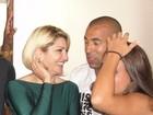 Assumiu! Antônia Fontenelle sobre namoro com Sheik: 'Torçam por nós'