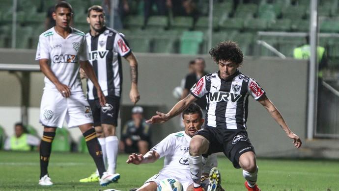 Atlético-MG; Luan (Foto: Bruno Cantini/CAM)