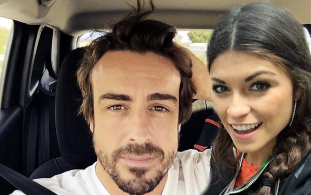 BLOG: MM err, Rumores - Amores velozes: Fernando Alonso e Linda Morselli, Andrea Iannone e Belen Rodriguez...