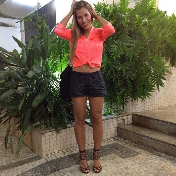 Ex-BBB Adriana (Foto: Reprodução / Instagram)