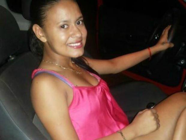 Jéssica da Silva foi morta a facadas e terçadas  (Foto: Arquivo Pessoal)