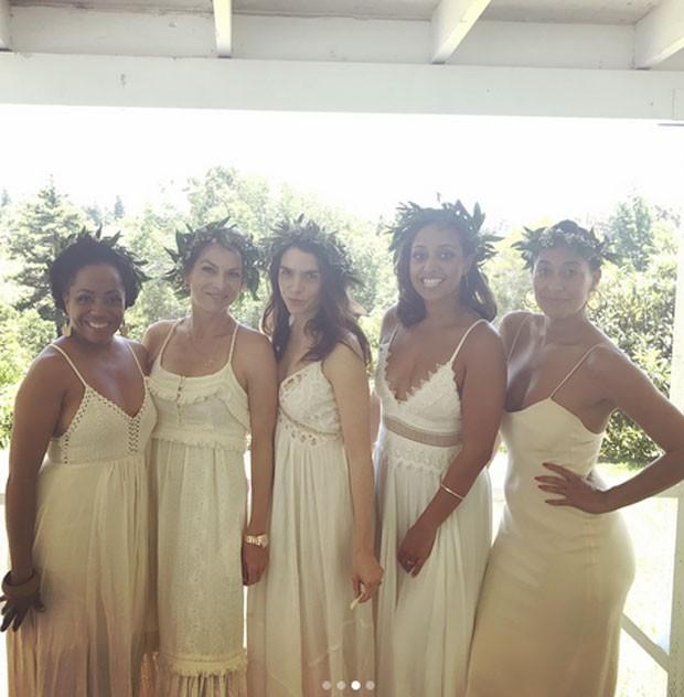 Madrinhas de casamento (Foto: Reprodução)