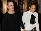 Jennifer Lopez faz programa romântico com o namorado