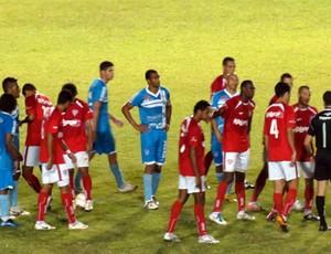 Noroeste x Marília - Copa Paulista (Foto: Fernando BH/Canhota10)