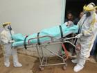 Ministério da Saúde faz simulação de caso suspeito de ebola no Acre
