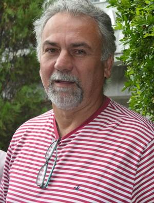 Acácio Moreira, presidente do Auto Esporte (Foto: Cadu Vieira / GloboEsporte.com)