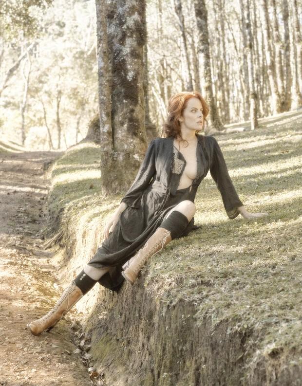 Fernanda Young (Foto: Bob Wolfenson/ TOP Magazine)