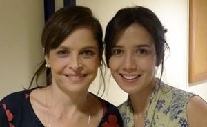 20 momentos marcantes de Marjorie Estiano e Drica Moraes na pele de Cora! (Império/TV Globo)