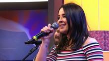 Ex-The Voice Priscila Brenner lança clipe do duo Gannah; assista (Reprodução/RBS TV)