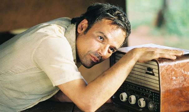 O ator Ângelo Antônio no papel de Francisco Camargo, pai da famosa dupla sertaneja (Foto: Divulgação/Reprodução)