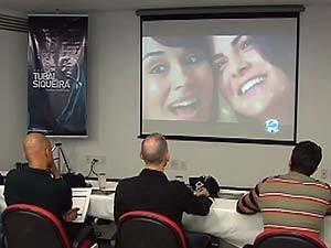 Julgamento foi em São Paulo (Foto: Reprodução/TV Integração)