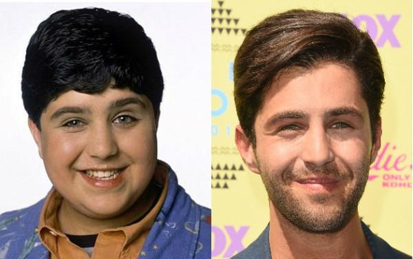 Josh Peck mudou muito desde o término de 'Drake & Josh' em 2007 (Foto: Getty Images)
