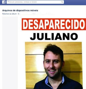 Empresário é encontrado morto em Rio das Ostras e vídeo mostra suposto sequestro em Friburgo (Foto: Reprodução/Facebook)