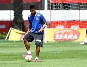 André treino Santos (Foto: Ivan Storti / Divulgação Santos FC)