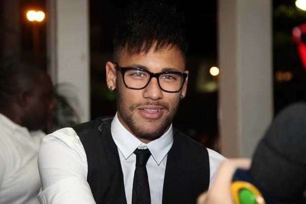 Neymar (Foto: Claudio Andrade e Thiago Andrade /  Photo Rio News)