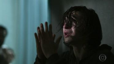 Dante enfrenta situação desesperadora