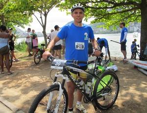 Evandro Cruz ciclismo mountain bike ciclismo  (Foto: Ana Carolina Fontes)