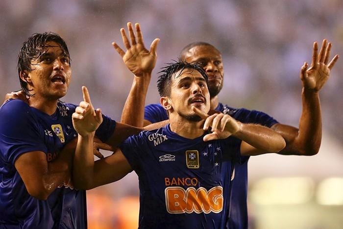 Santos x Cruzeiro na Vila Belmiro