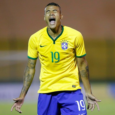 Kenedy gol Brasil x Venezuela sub-20 (Foto: Reuters)