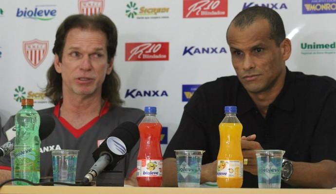 Rivaldo Meia Mogi Mirim Sapo (Foto: Geraldo Bertanha / Mogi Mirim EC)