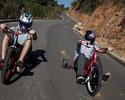 Vencedores na Stock, Serrinha e Fraga encaram as ladeiras do Trike