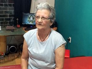 Dona de casa conta histórias de suas tatuagens (Foto: Felipe Gibson/G1)