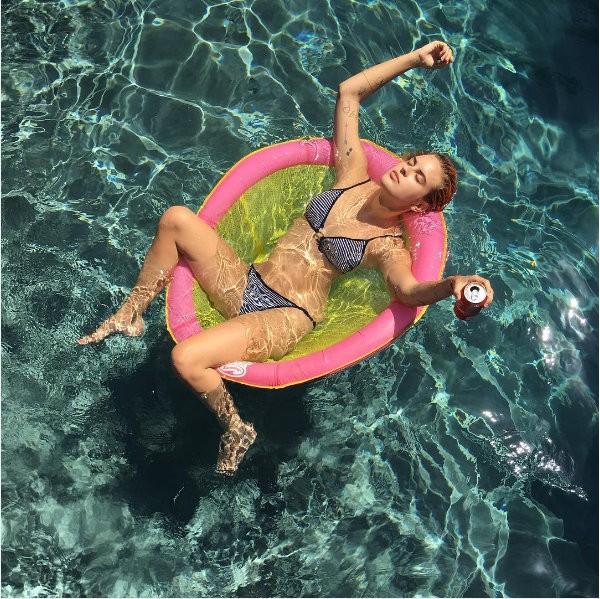 Tallulah Willis, filha mais nova de Bruce Willis e Demi Moore (Foto: Instagram)