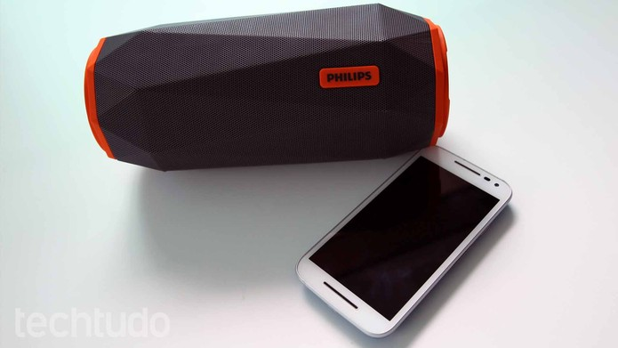 Philips ShoqBox SB500 (Foto: Ana Marques/TechTudo)