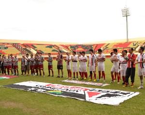 Torneio solidário Espac Arena da Floresta (Foto: Divulgação/ Ascom PMRB)