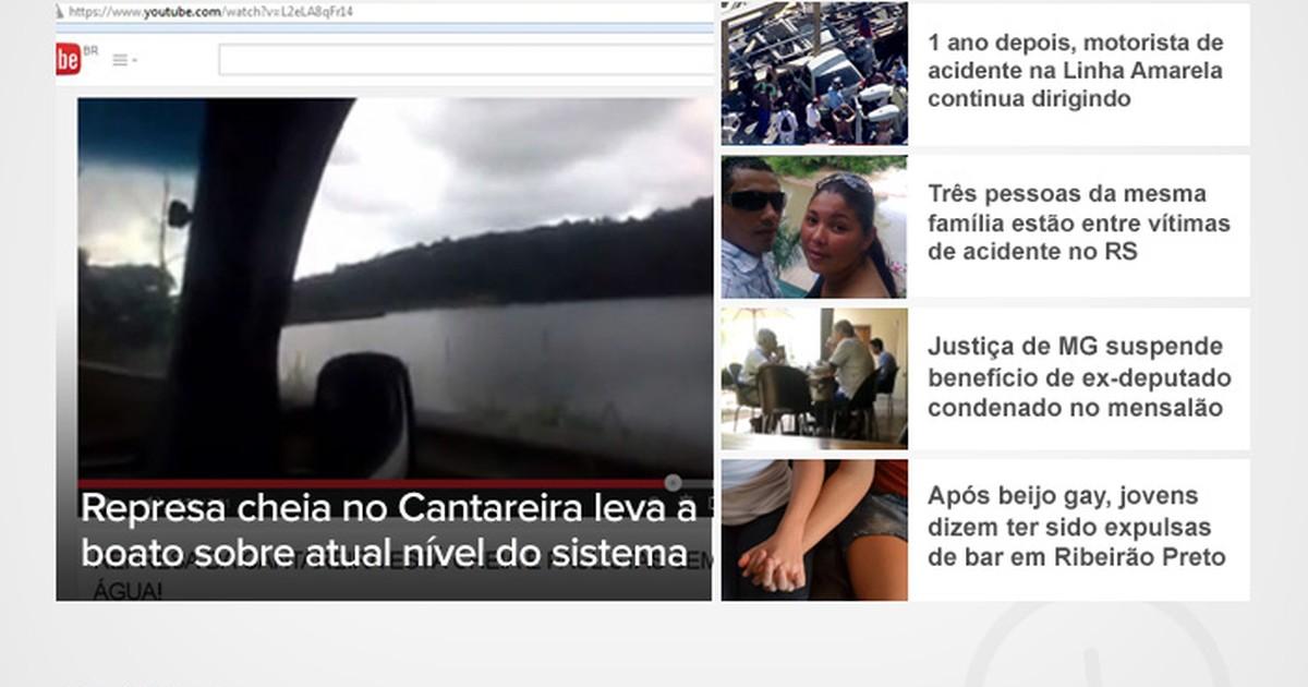 Mais lidas do dia: 28/janeiro/2015 - Globo.com
