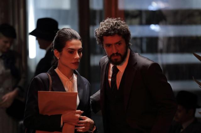Cleo Pires e Fernando Alves Pinto no filme 'Legalidade' (Foto: Divulgação)