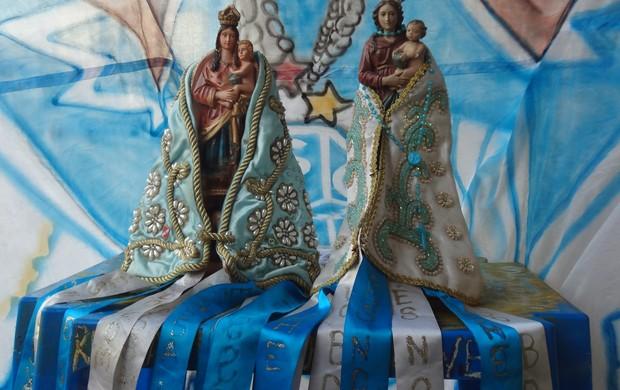Paysandu Nossa Senhora de Nazaré (Foto: GLOBOESPORTE.COM)