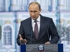 Putin diz que Rússia está resistindo à tempestade de sanções