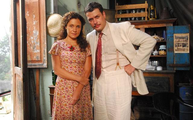 Dalva e Herivelto (Foto: TV Globo/João Miguel Júnior)