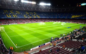 Barcelona X PSG - Camp Nou (Foto: Getty Images)