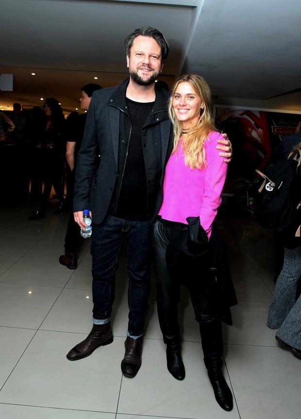 Carolina Dieckmann e Selton Mello  (Foto: Marcello Sá Barretto/AgNews)