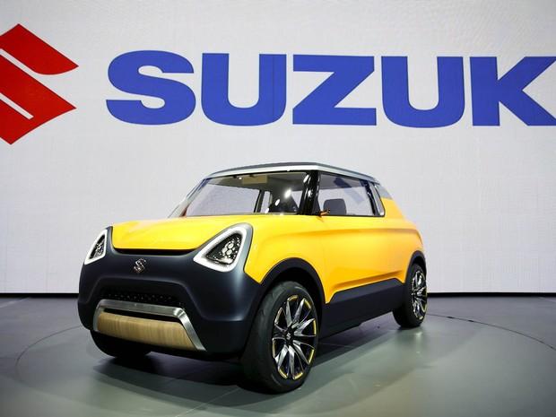 Suzuki Mighty Deck (Foto: REUTERS/Thomas Peter)