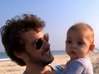Jayme Matarazzo comenta possibilidade de ser pai: 'Logo, logo'