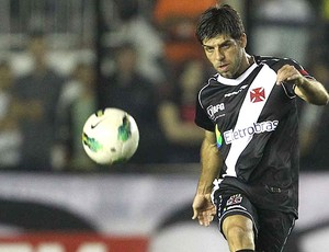 Juninho, Vasco x Atlético-GO (Foto: Marcelo Sadio / Flickr do Vasco)