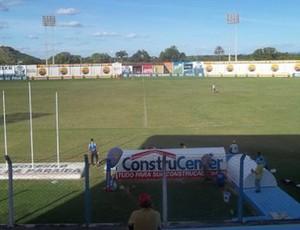 Estádio Perpetão, em Cajazeiras (Foto: Divulgação)