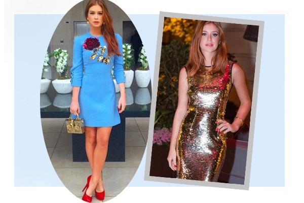 Marina Ruy Barbosa é convidada pela Dolce & Gabanna para Semana de Moda de Milão (Foto: Reprodução / Instagram)