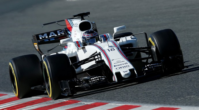 Lance Stroll, Williams (Foto: Reuters)