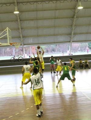 Final do Campeonato Piauiense de Basquete  (Foto: Wenner Tito/Globoesporte.com)