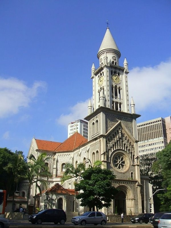 igreja da consolação (Foto: Reprodução)