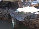 Menor nega que dirigia carro que se envolveu em acidente com 3 mortos