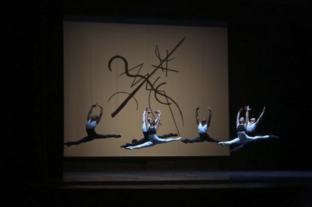 São Paulo Companhia de Dança abriu o Festival de Dança de Joinville (Foto: Divulgação)