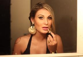 Andressa Urach (Foto: Celso Tavares / Ego)